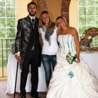 sposi e wedding planner